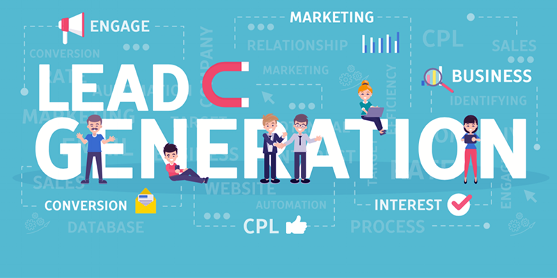 B2B lead generation strategy