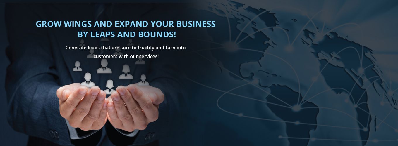 Outbound Lead Generation Services