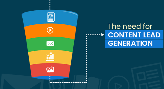 The need for Content Lead Generation